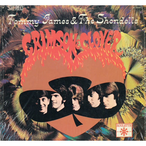 Tommy James & The Shondells - Crimson & Clover [USED]