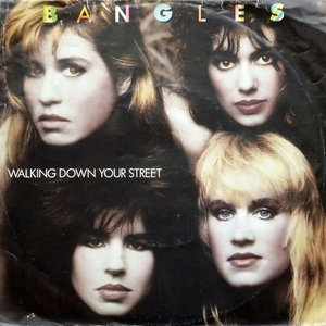 Bangles - Walking Down Your Street [USAGÉ]