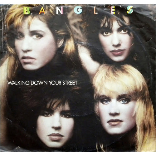 Bangles - Walking Down Your Street [USED]