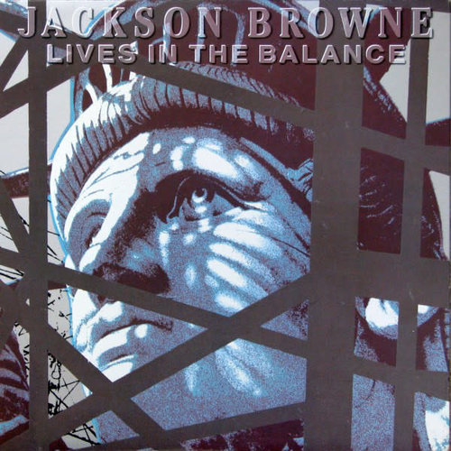Jackson Browne - Lives In The Balance [USED]