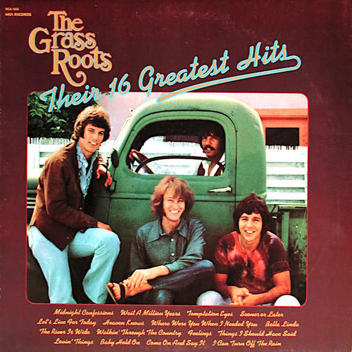 The Grass Roots - Their 16 Greatest Hits [USAGÉ]