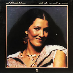 Rita Coolidge - Anytime...Anywhere [USED]