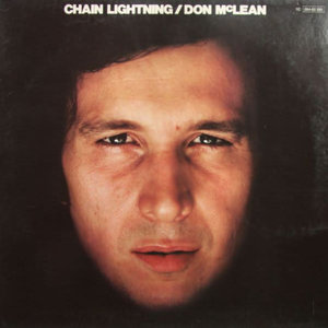 Don McLean - Chain Lightning [USED]