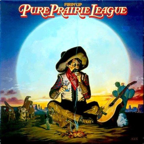 Pure Prairie League - Firin' Up [USED]