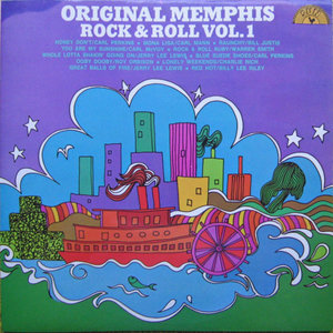 Various - Original Memphis Rock & Roll Vol. 1 [USAGÉ]