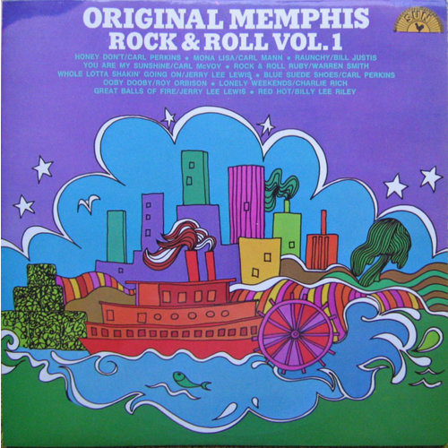 Various - Original Memphis Rock & Roll Vol. 1 [USED]