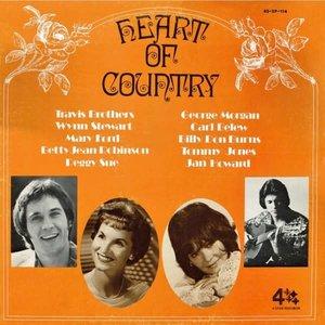 Various - Heart Of Country [USAGÉ]