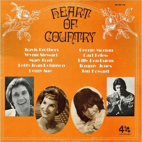 Various - Heart Of Country [USED]