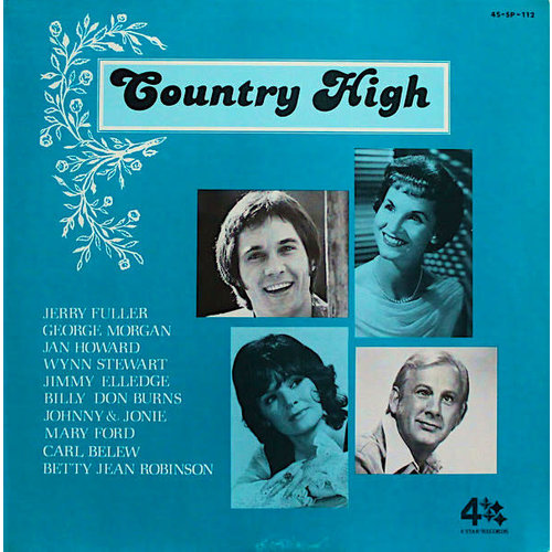 Various - Country High [USED]