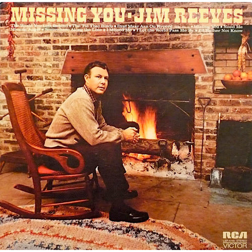 Jim Reeves - Missing You [USAGÉ]