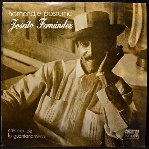 Beny More - Homenaje Postumo A Joseito Fernández - Creador De La Guantanamera [USED]
