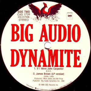 Big Audio Dynamite - James Brown [USED]