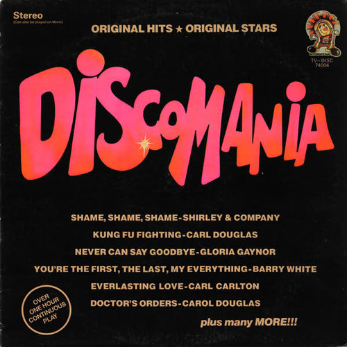 Various - Discomania [USED]