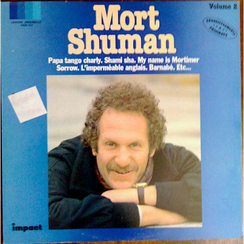 Mort Shuman - Mort Shuman - Volume 2 [USED]