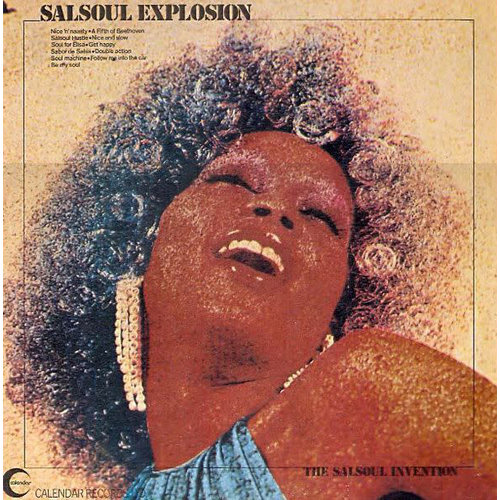 The Salsoul Invention - Ecstasy [USED]