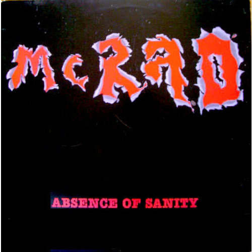 McRad - Absence Of Sanity [USAGÉ]