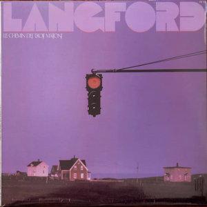Georges Langford - Le Chemin Des Trois Maisons [USED]