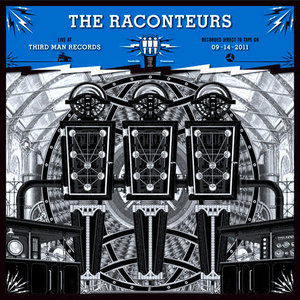 The Raconteurs - Live At Third Man Records [USAGÉ]