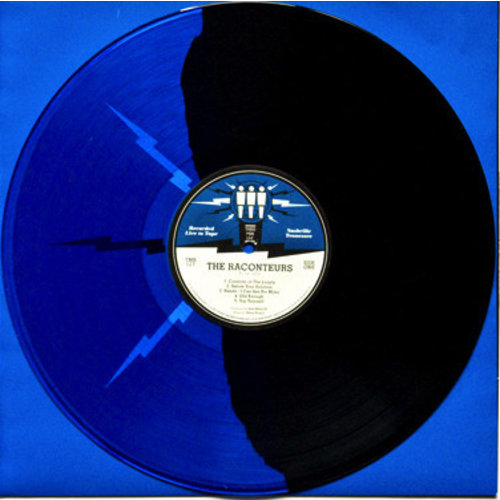 The Raconteurs - Live At Third Man Records [USED]