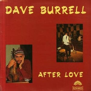 Dave Burrell - After Love [USED]