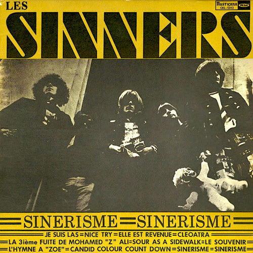 Les Sinners - Sinerisme [USAGÉ]
