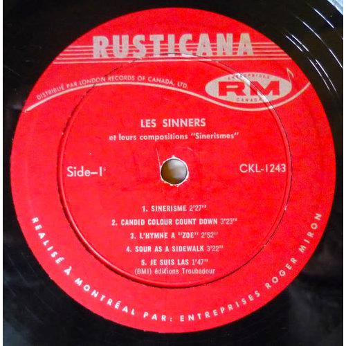 Les Sinners - Sinerisme [USED]
