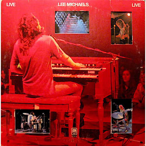 Lee Michaels - Live [USED]