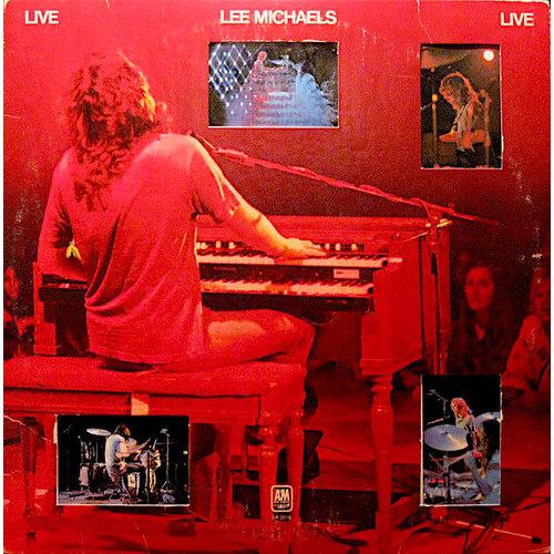 Lee Michaels - Live [USED]