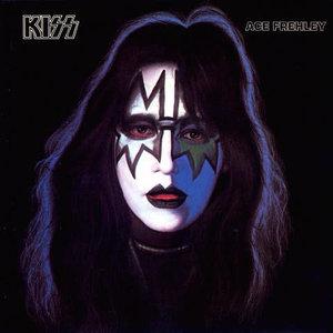 Kiss, Ace Frehley - Ace Frehley [USAGÉ]
