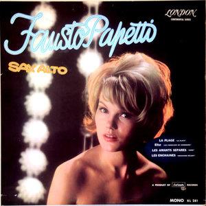 Fausto Papetti - Sax Alto No. 6 [USED]