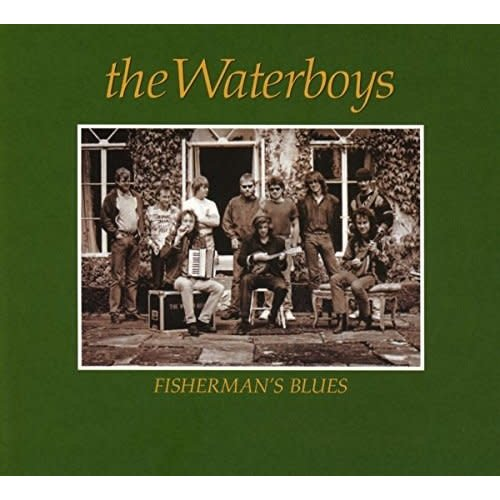 The Waterboys - Fisherman's Blues [USED]