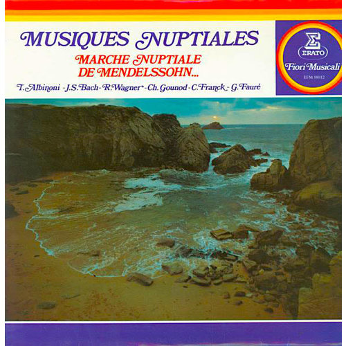 Various - Musiques Nuptiales [USED]