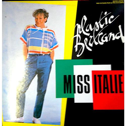 Plastic Bertrand - Miss Italie / Arret D'autobus [USED]