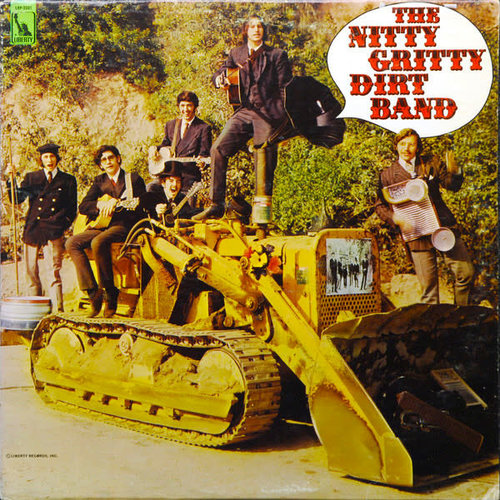 Nitty Gritty Dirt Band - The Nitty Gritty Dirt Band [USED]