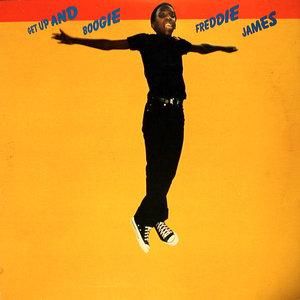 Freddie James - Get Up And Boogie [USED]