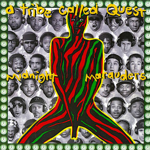 A Tribe Called Quest - Midnight Marauders  [NEW]