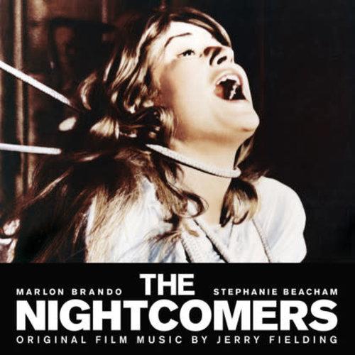Jerry Fielding - The Nightcomers   [NEUF]
