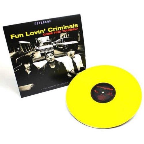Fun Lovin' Criminals - Come Find Yourself  [NEW]