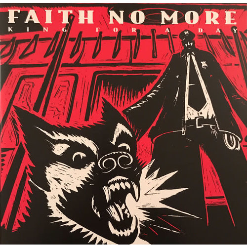 Faith No More - King For A Day Fool For A Lifetime  [NEUF]