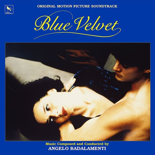 Angelo Badalamenti - Blue Velvet (Original Motion Picture Soundtrack)   [NEW]
