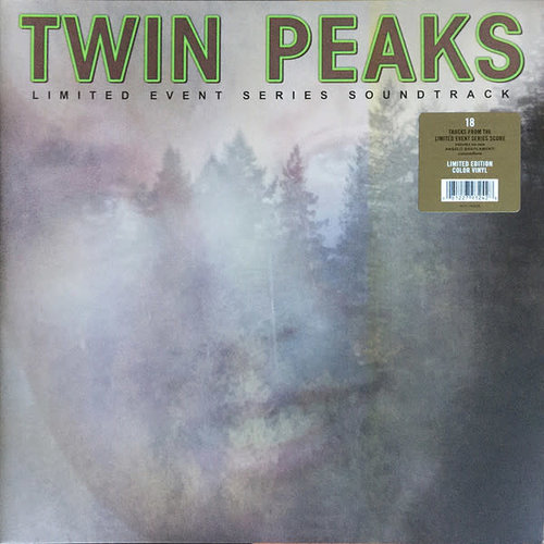 Various - Twin Peaks (Limited Event Series Soundtrack) (Limited Edition - 2LP Green Neon Vinyl)[NEW]