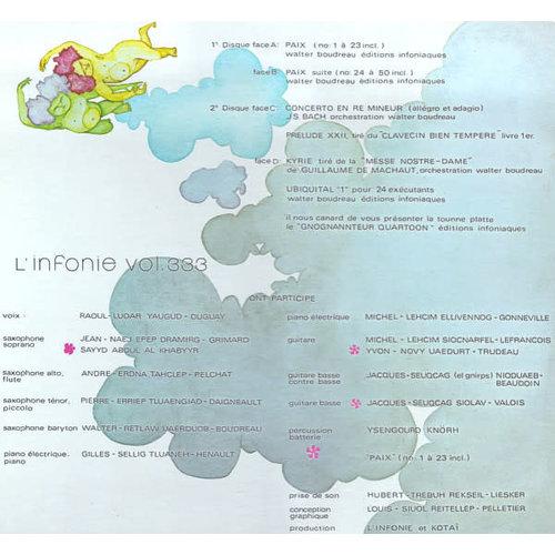 L'infonie - Vol. 333  [NEW]