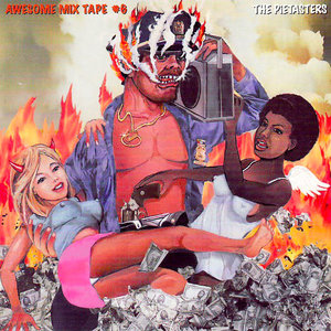 The Pietasters - Awesome Mix Tape #6  [NEW]