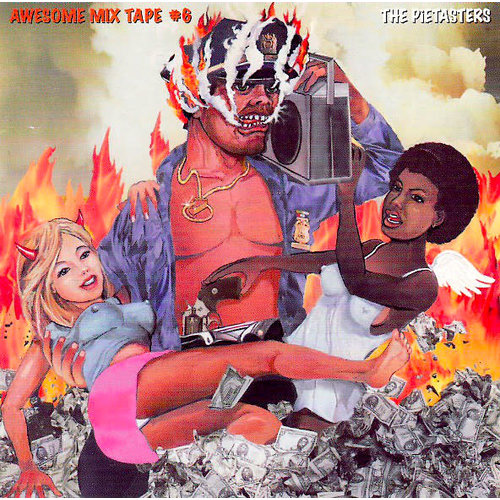 The Pietasters - Awesome Mix Tape #6  [NEUF]