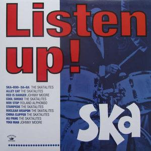 Various - Listen Up! Ska  [NEW]