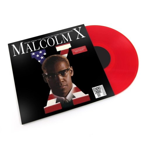 Various -  Malcolm X (Music From The Motion Picture Soundtrack)  [NEW]