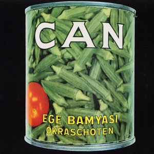 Can - Ege Bamyasi (Indie Exclusive Limited Edition Green Vinyl) [NEUF]