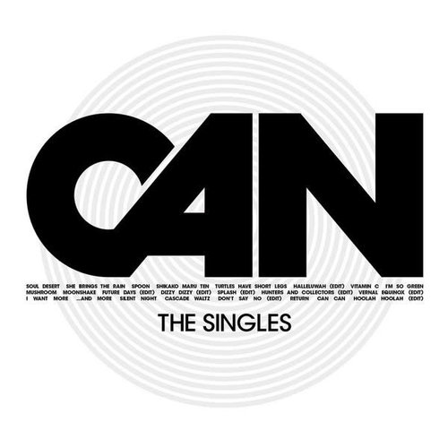 Can - The Singles  [NEW]