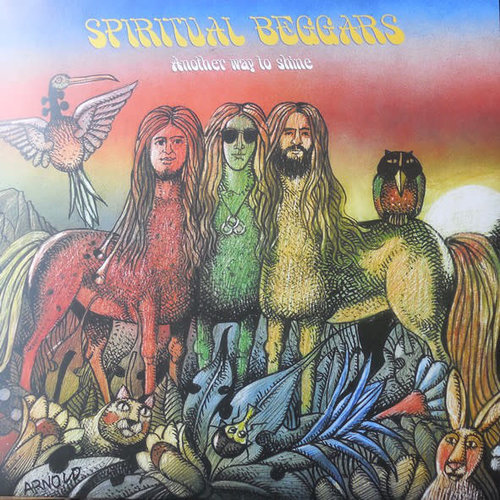 Spiritual Beggars - Another Way To Shine  [NEUF]