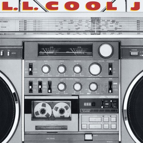 LL Cool J - Radio  [NEW]